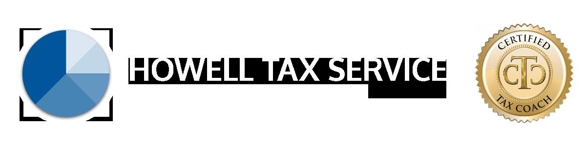 Howell Tax Service Logo